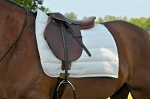 Fenwick Bamboo Therapeutic Dressage Saddle Pad