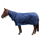 Supreme Winter Turnout Horse Blanket With Neck Cover
