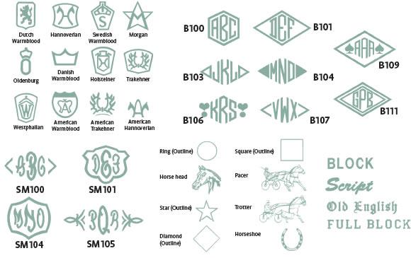 Custom quilted dressage saddle pad jacks custom quilted dressage saddle pad free monogram or breed logo ccuart Choice Image